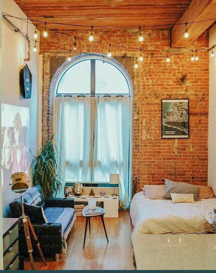 Photo of interior | studio apartment | interior design apartment decoration | Bohe …
