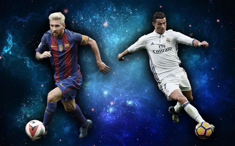 Pin De Gordon Osterhage En Futbol Messi Vs Cristiano Ronaldo Cr7 Vs Messi Cristiano Ronaldo