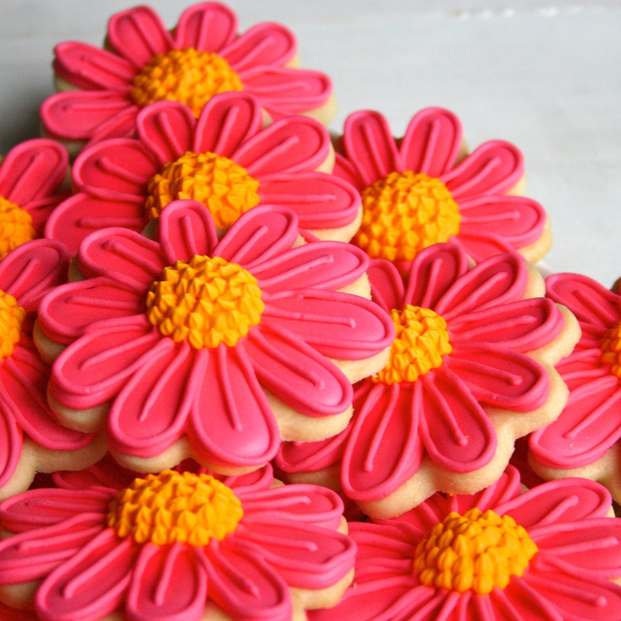 Beautiful Ways To Decorate A: Beautiful Way To Decorate Cookies For Spring!