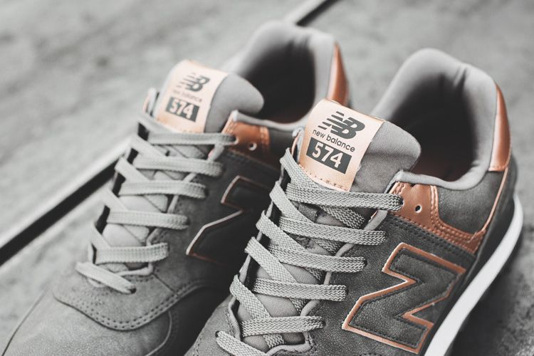New Balance Precious Metals 574 — urdesignmag | Shoes ...