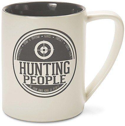 Mug - Hunting People $15.00
