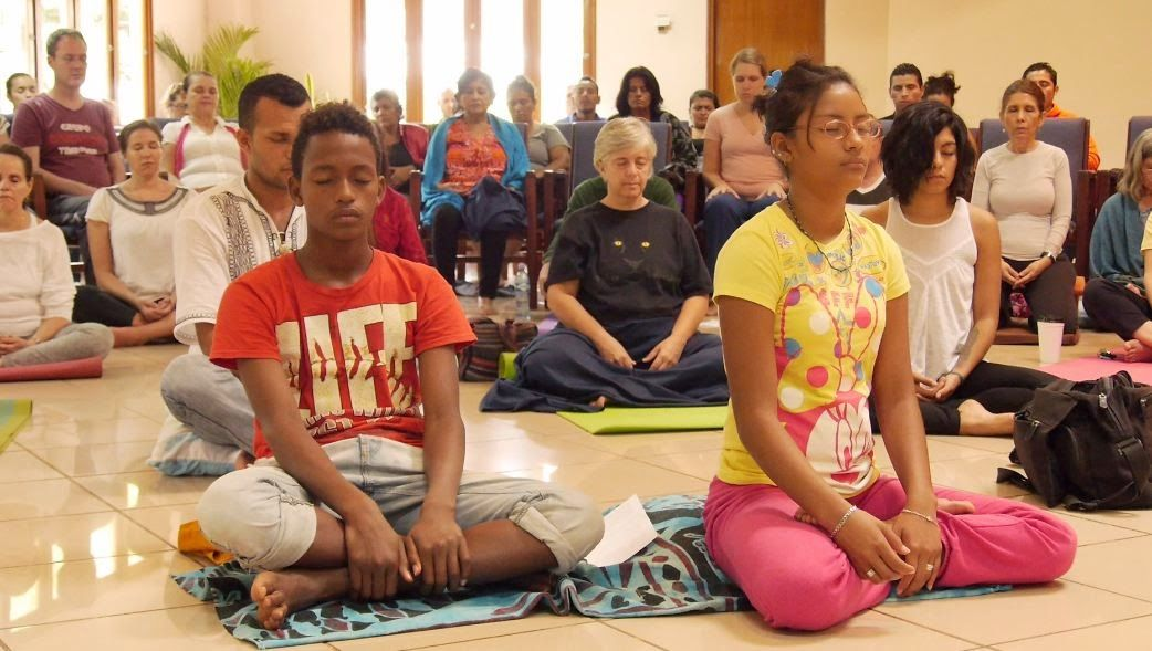 Meditacion sentada - Nicaragua vivrdespiertos.org