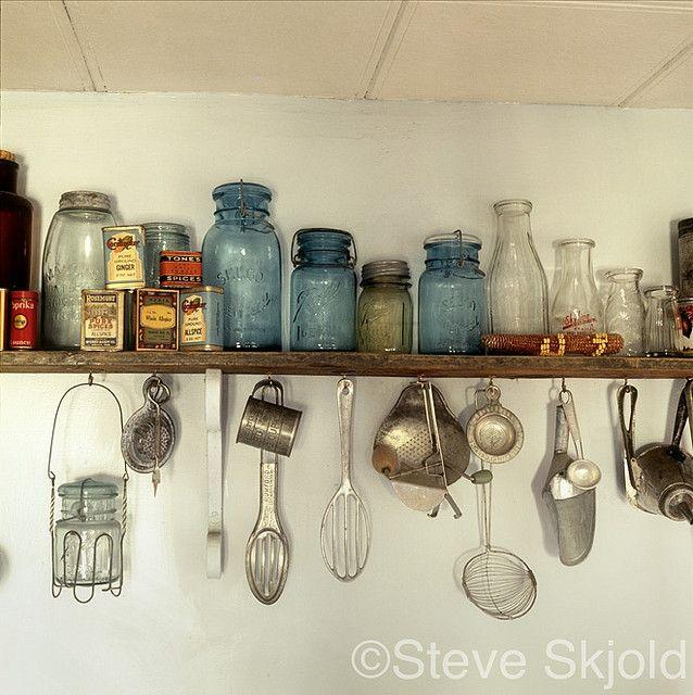 Vintage Kitchen, Kitchen