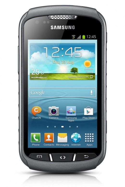 Samsung Unveils The Xcover 2 A 4 Inch Water Resistant Android Smartphone Built For Explorers Samsung Phone T Mobile Phones Unlocked Cell Phones