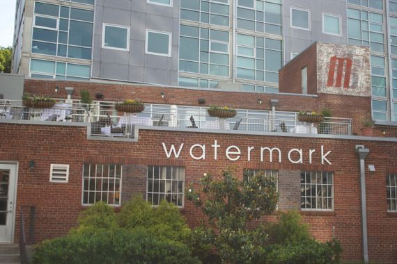 Watermark Best Nashville Rooftop Restaurant Superb Food