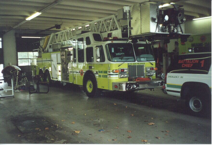 Pin by Jaden Conner on Miami FD Fire rescue, Fire trucks