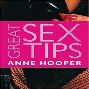 Sex tips by anne hooper