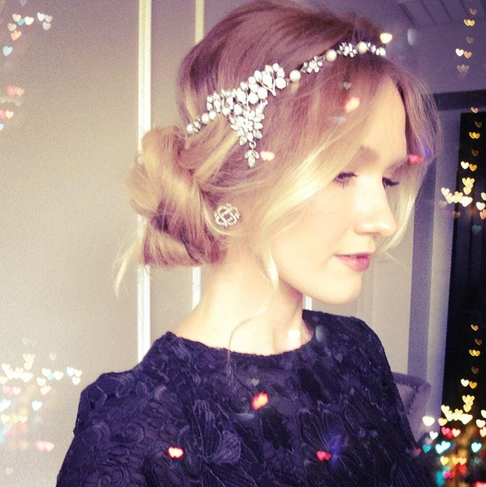 the great gatsby inspired hair amp makeup hair ideas