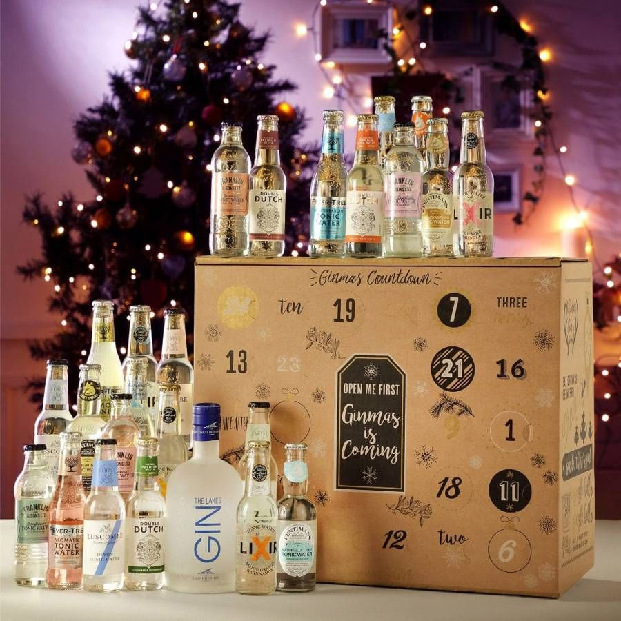 Best Advent Calendars For A Luxurious Christmas Alcohol Advent