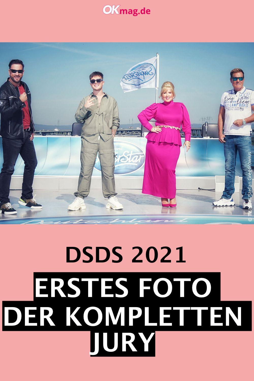 Dsds 2021 Erstes Foto Der Kompletten Jury Dsds Dsds Jury Michael Wendler
