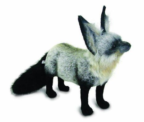Silver Fox Stuffed Animal, Amazon Com South African Bat Eared Fox 22 05 By Hansa Toys Games Fox Stuffed Animal Bat Eared Fox Fox Plush