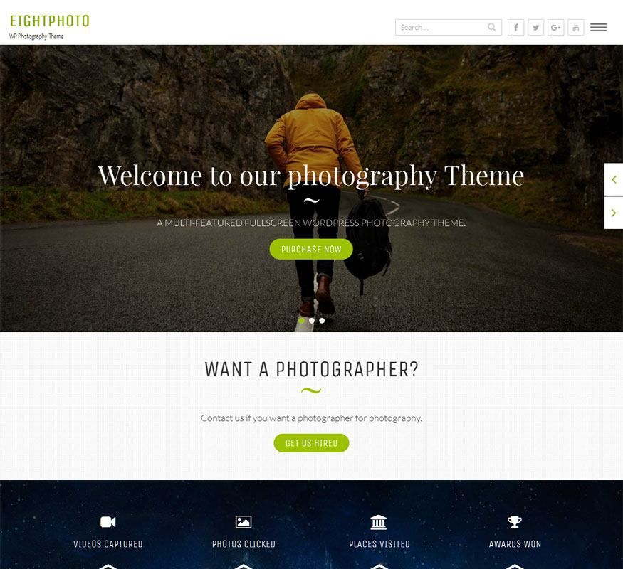 Wordpress theme gallery full of top and best free wordpress themes - best free wordpress templates