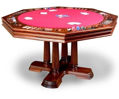 Hand Made Poker Table One By California House Custommade Com Dining Table Dining Room Decor