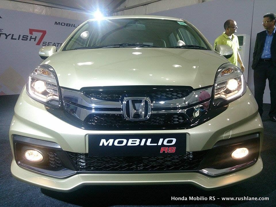 new car launches honda mobilioHonda Mobilio is getting ready to launch in few weeks to drag