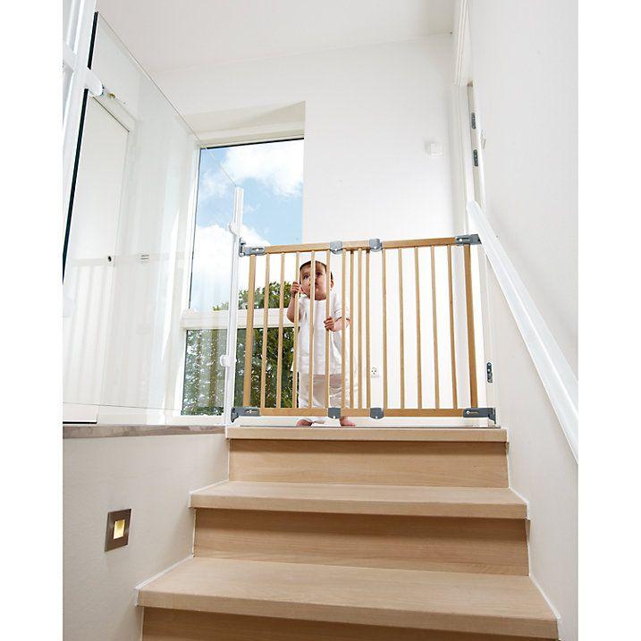 Babydan Wooden Super Flexi Fit Baby Safety Gate Poppy Pinterest