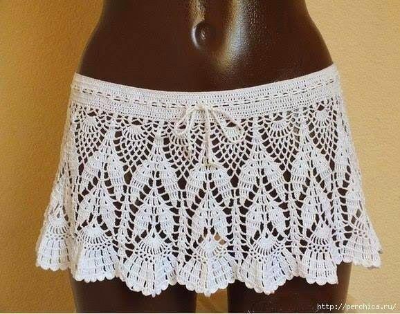 Melissa Melina Crochet Jupes Au Crochet Crochet Jupe En Crochet