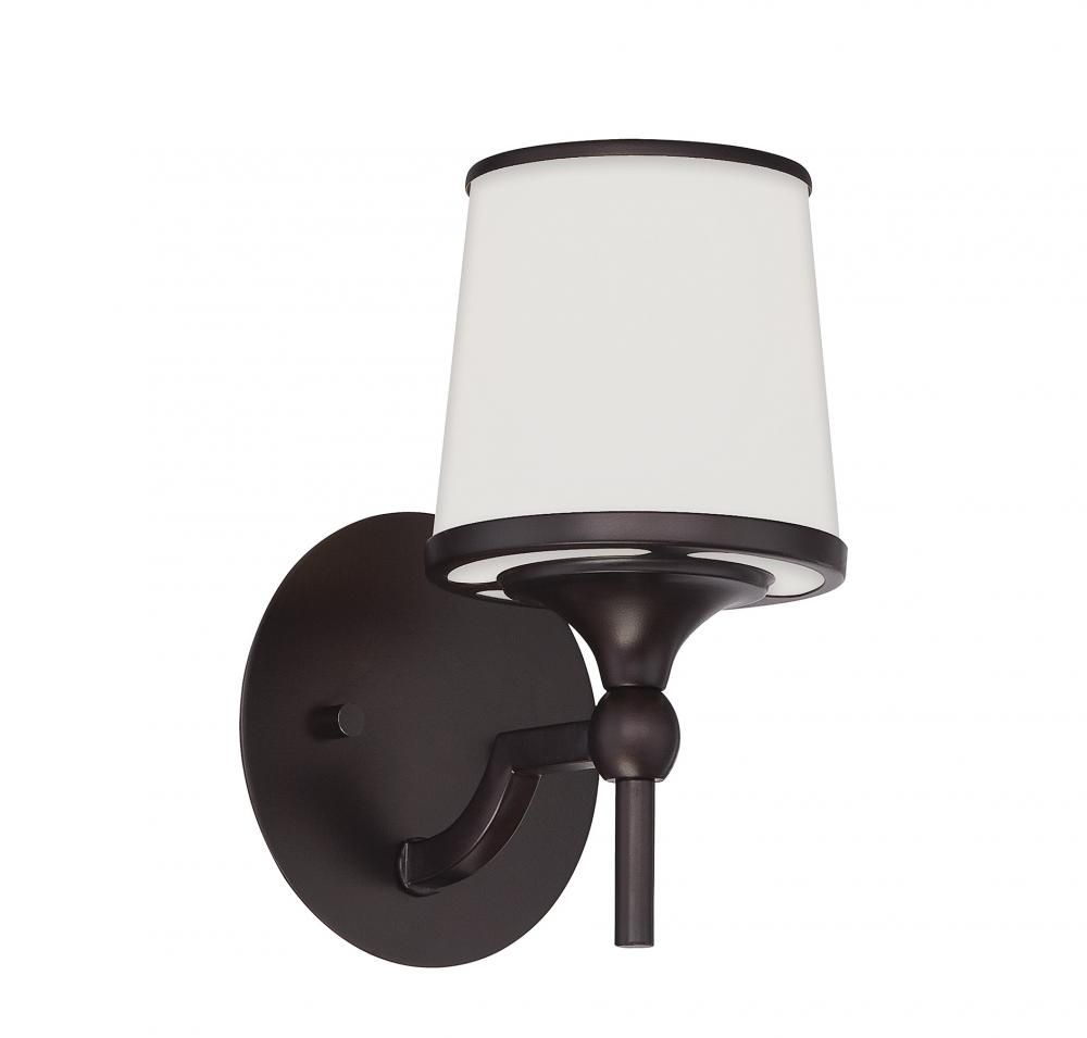English Bronze Wall Light : 9-4383-1-13 | Connecticut Lighting Centers