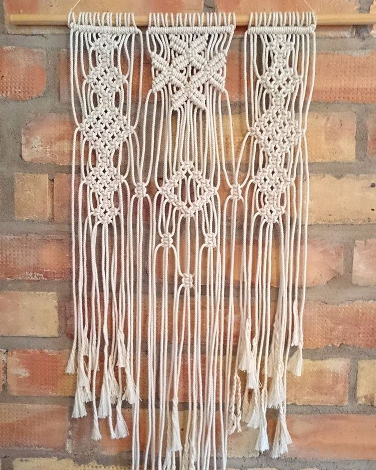 list of macrame knots next on my wish list macram 233 wall hanging 7424