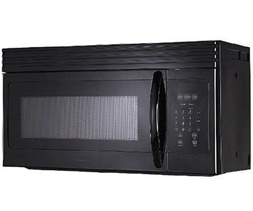 Travel Microwave Oven: High Pointe EC942KIW-B Over The Range Convection Microwave