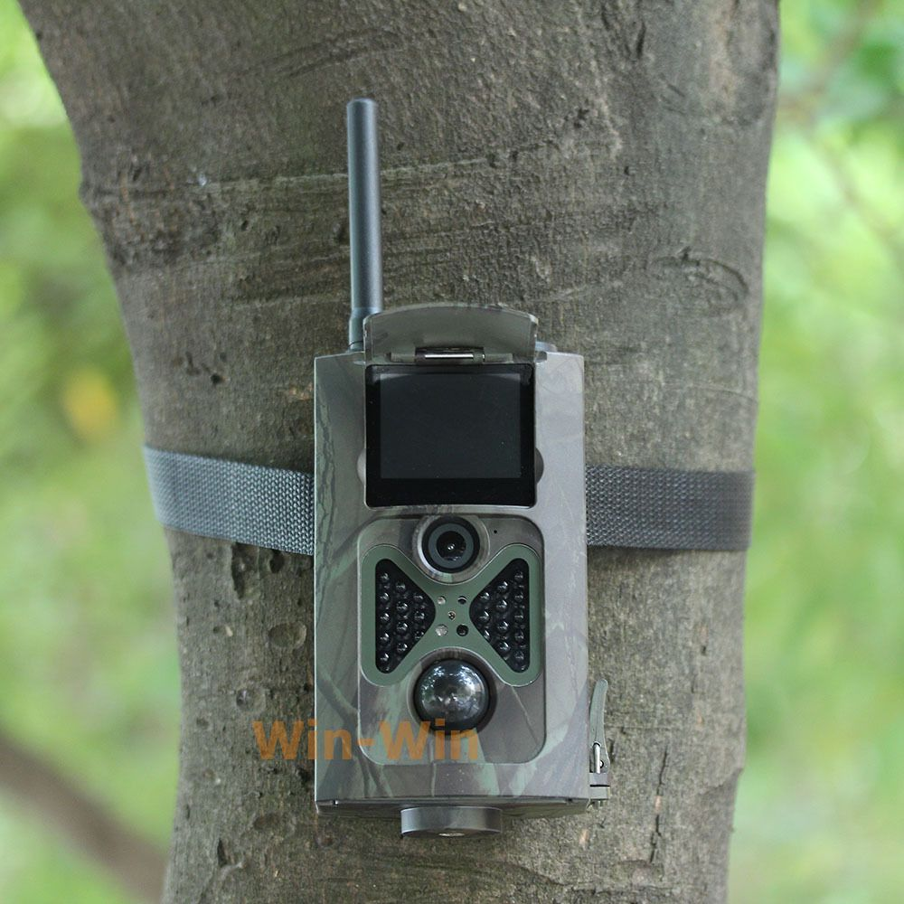 12MP 1080P Hunting Trail Camera 3G network MMS SMTP/SMS Wide Angle ...