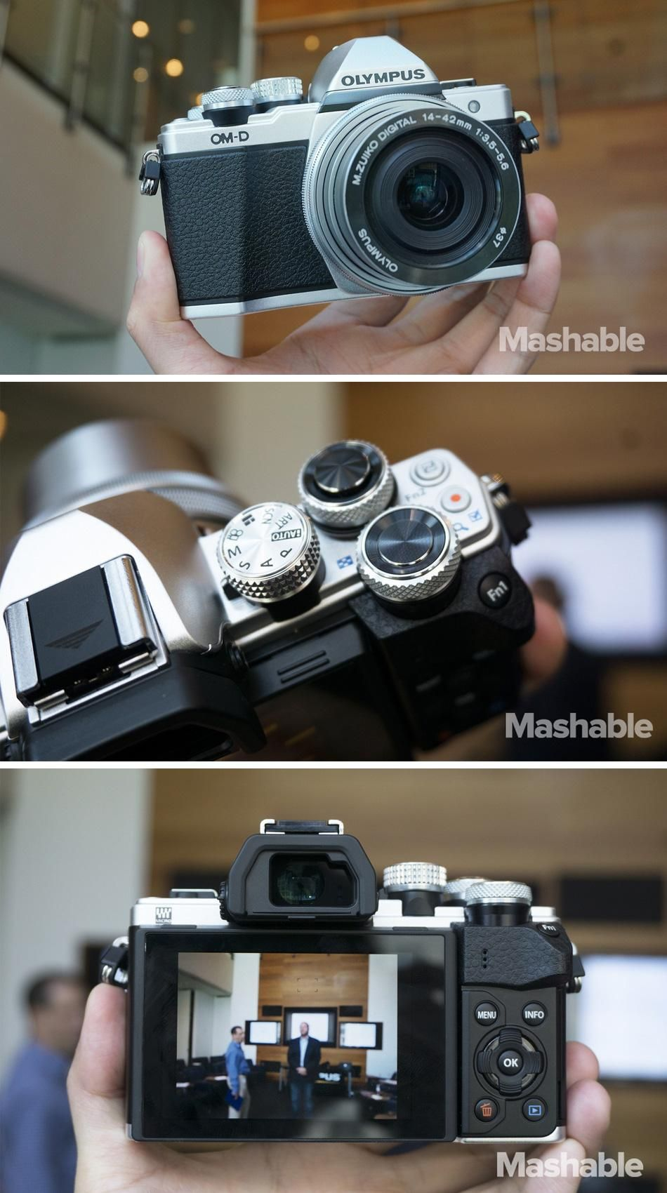Olympus Om D E M10 Mark Ii Cranks Up The Retro Look And Feel Mirrorless Camera Photography Mirrorless Camera Olympus Camera Photography