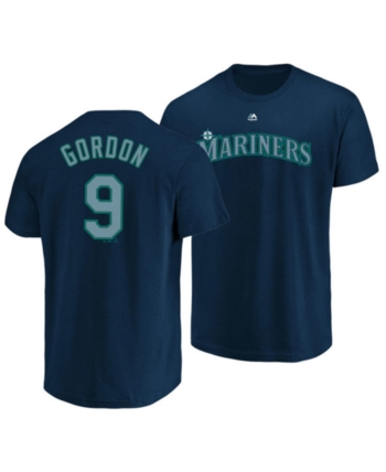 size 40 5ab3b 7de30 Majestic Men Dee Gordon Seattle Mariners Official Player T ...