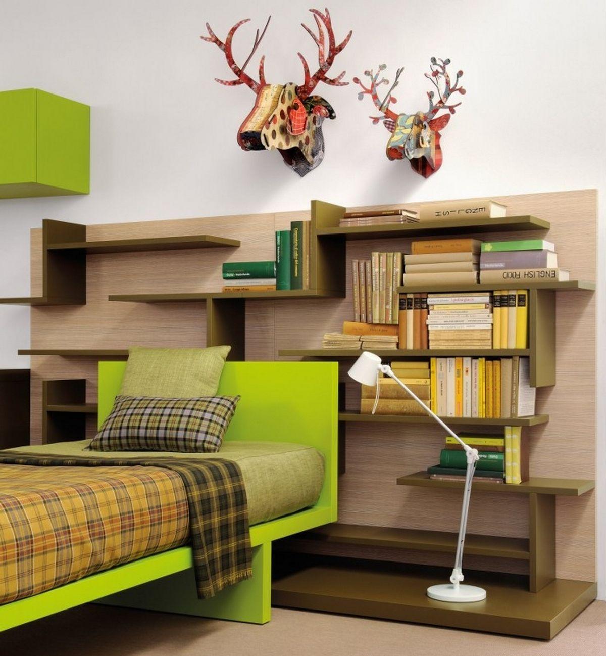 Modern Minimalist Teen Bedroom Set Built Practical Inspiration