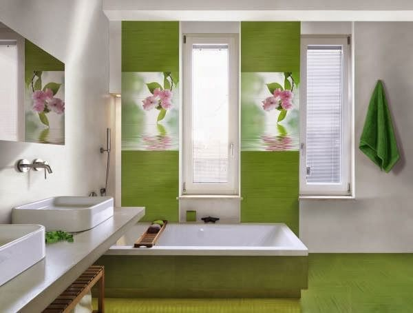 Salle de bain moderne mais zen et reposante. #déco #zen | Spa ideas ...
