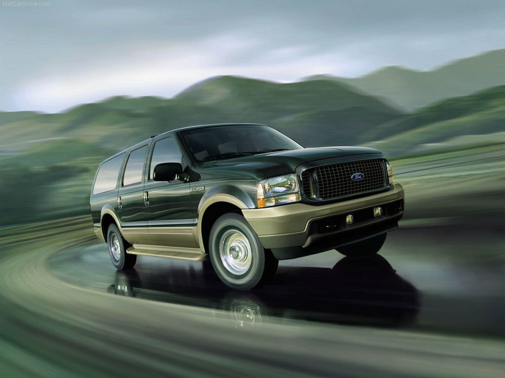 2018 Ford Excursion Price Release Date Interior Ford Excursion