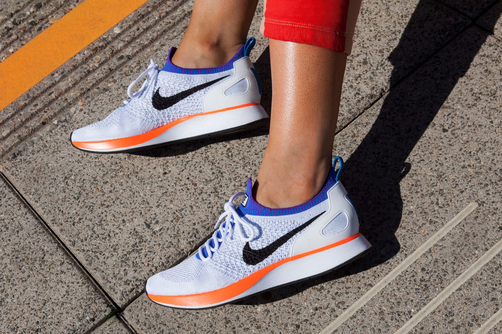 Learn How to Mariah Fly in This Nike Air Zoom Mariah to Flyknit Racer 217a87