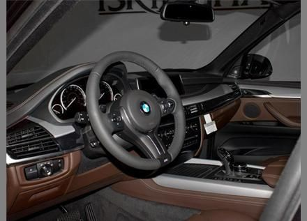 2014 BMW X5 M Sport Terra Interior