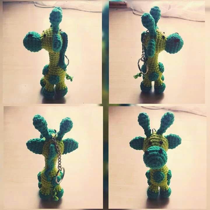 #Taschenbaumler #giraffe #crochet #häkeln #handmade