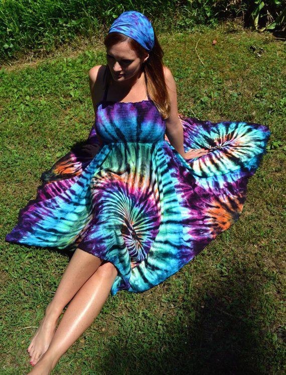 26+ Tye dye dress information