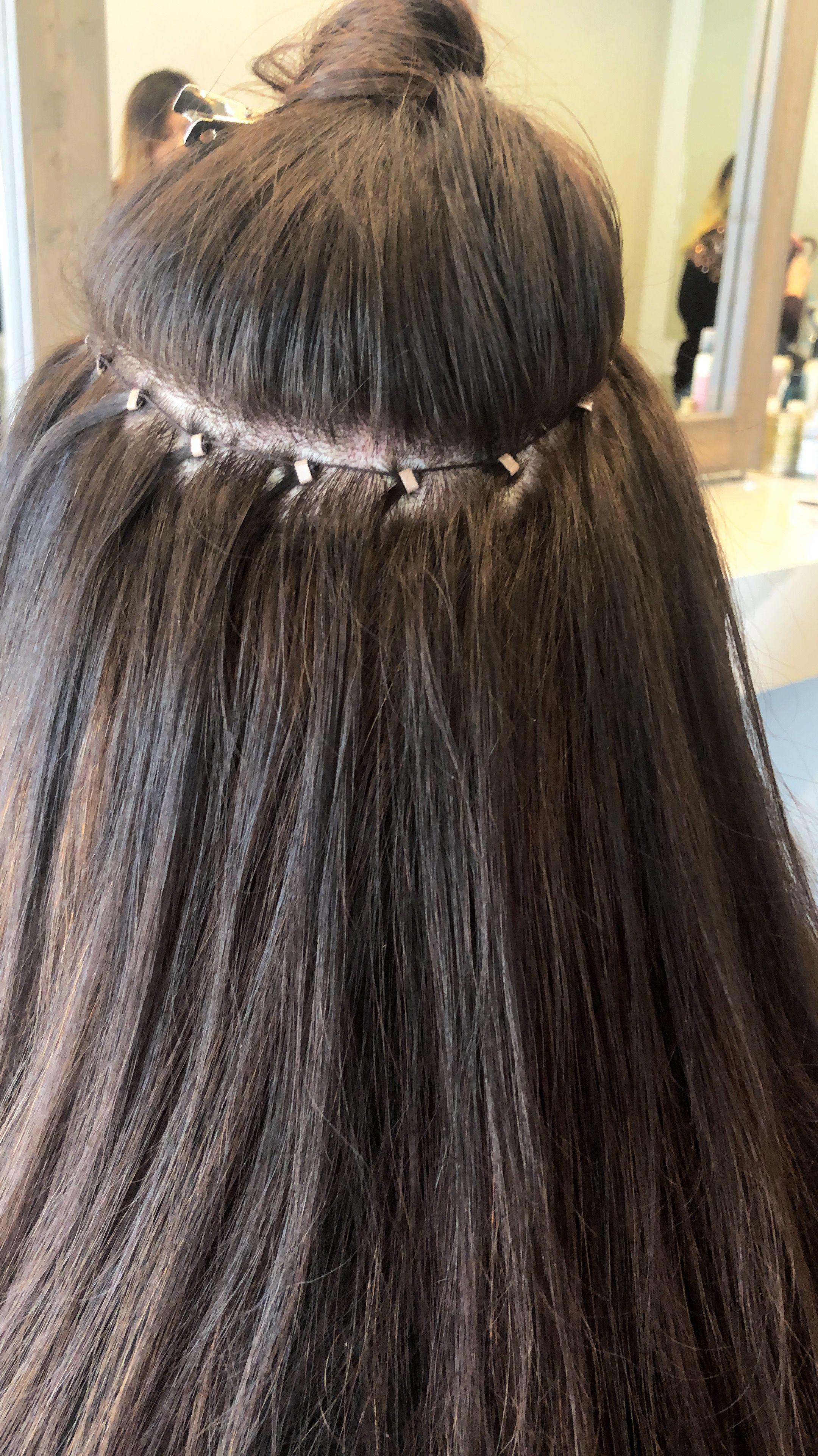 Park Art My WordPress Blog_Hand Tied Hair Extensions Care