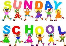 Sunday School Invitation Postcards | Sunday School Open