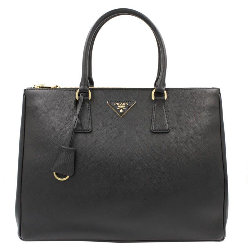 d6673c830e2e Details about New Prada 1BA786 F073X Large Saffiano Lux Women's Tote ...