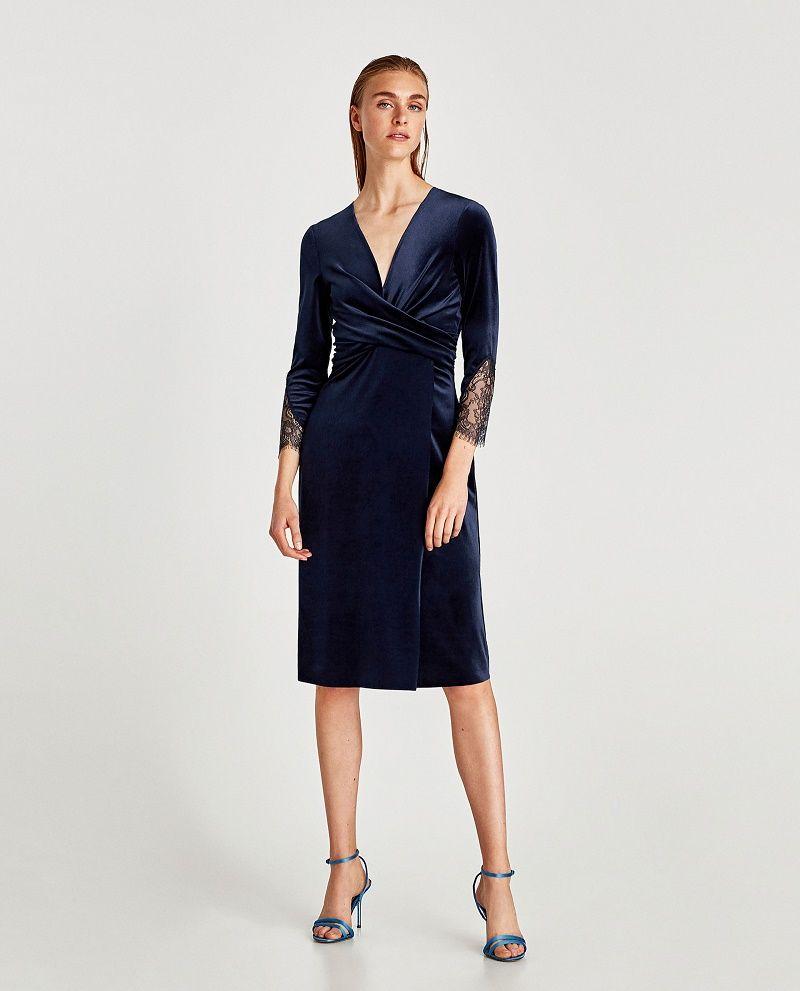 30740733890 Pin by natasa natasa on moda | Zara velvet dress, Dresses, Women's ...