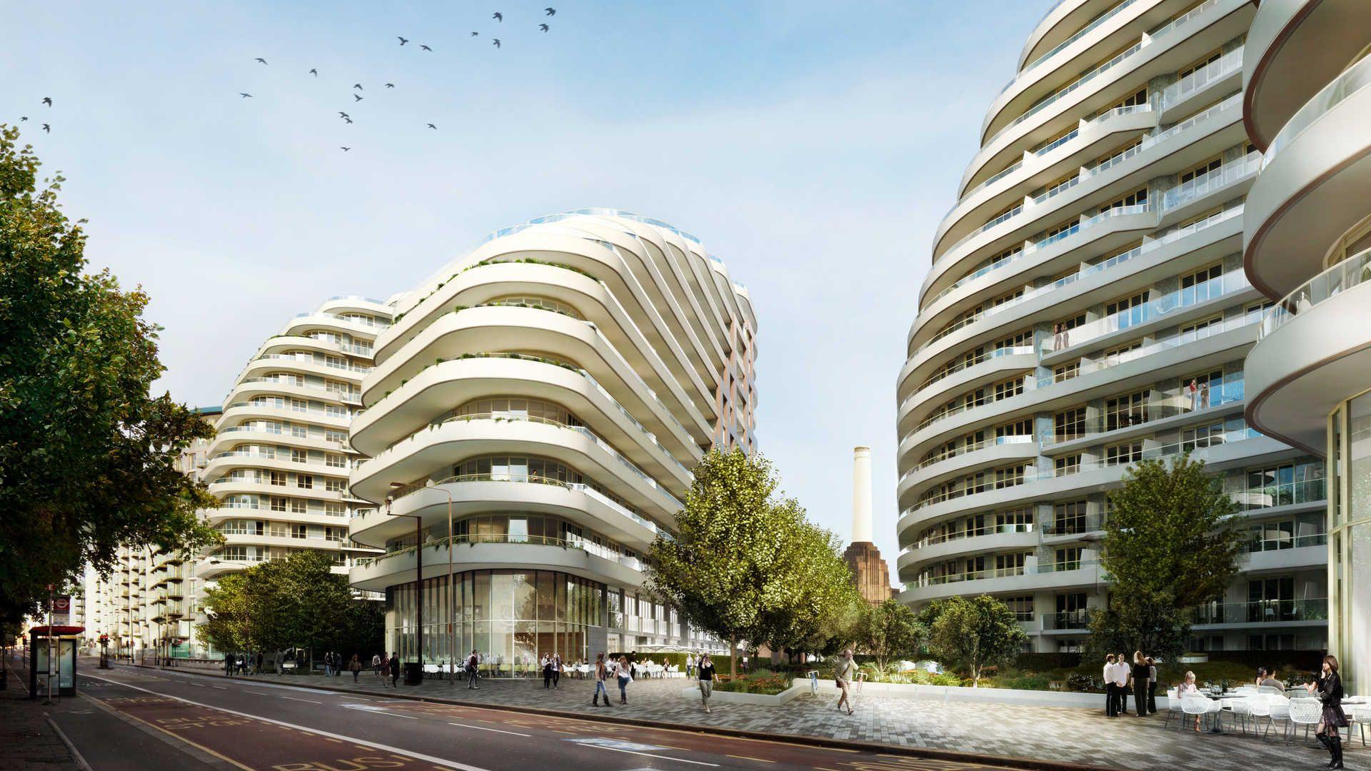 Luxury Apartments for Sale in Vista Chelsea Bridge ...
