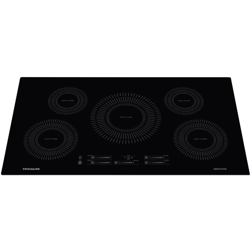 Frigidaire 36 Inch Induction Cooktop Black Cool Things To Buy Electric Cooktop Electric Wall Oven
