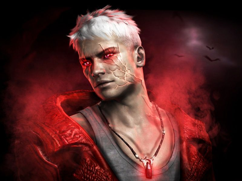 Devil may cry uhd wallpaper on mobdecor crying devil and video games free images about devil may cry mobdecor voltagebd Images