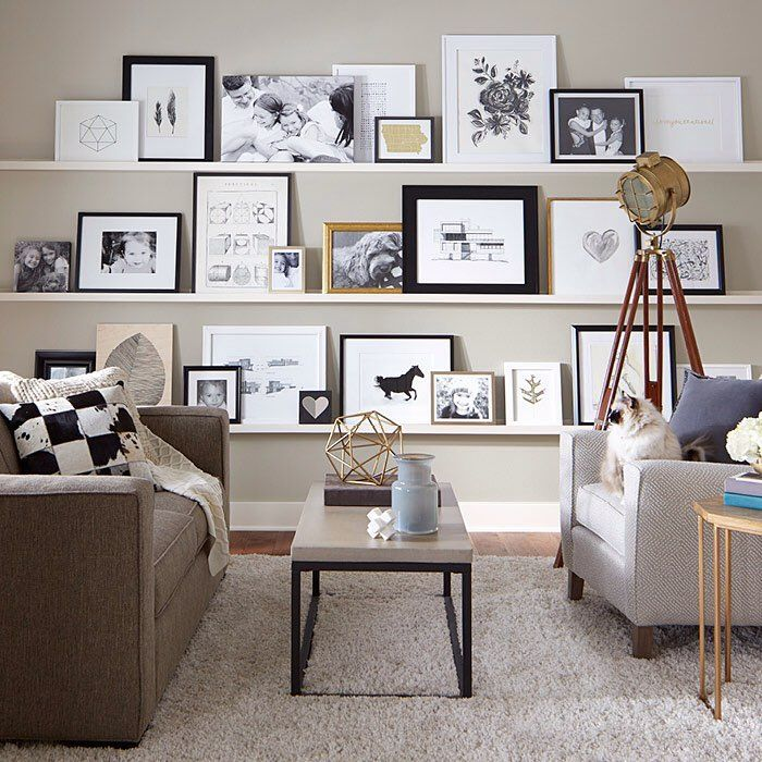 Diy Floating Shelves Make Arranging And Rearranging A Breeze Are