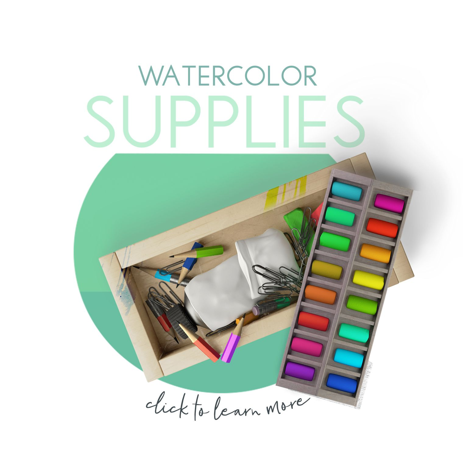 5 Watercolor Exercises For Creative Block Watercolor Tools