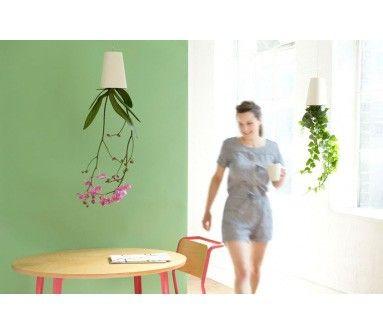 Ecodesign: Skyplanter uit gerecycleerd plastiek (39.95 euro)