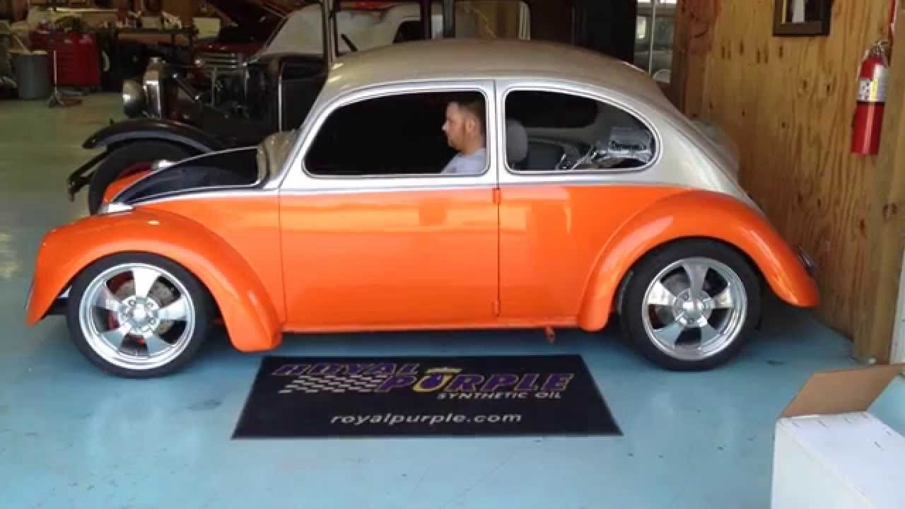 Milestone Paint Bodys Custom Two Tone Bug Vws Stuff