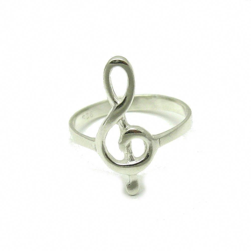 R001487 STERLING SILVER RING SOLID 925