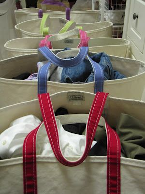 Its In The Bag Laundry Tote Boat Tote Bags