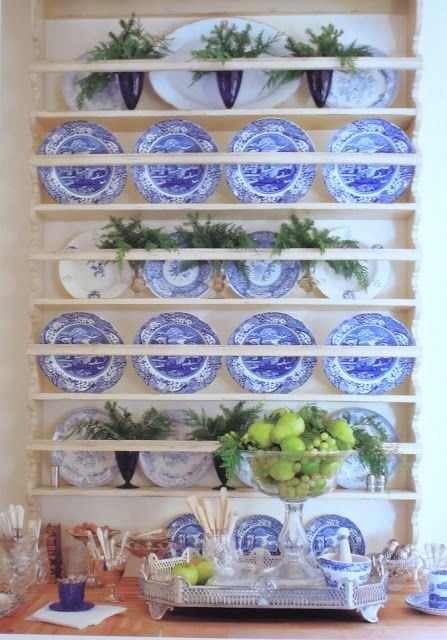 A Plethora of Plate Racks