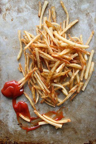 Crispy Skinny French Fries by Heather Christo, via Flickr