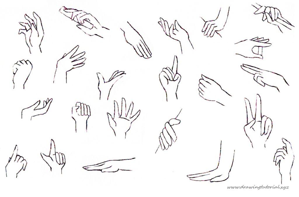 Draw Anime Hands How To Draw Anime Hands Holding Something 1400 925 Anime Como Desenhar Maos Segurar Maos Base De Desenho