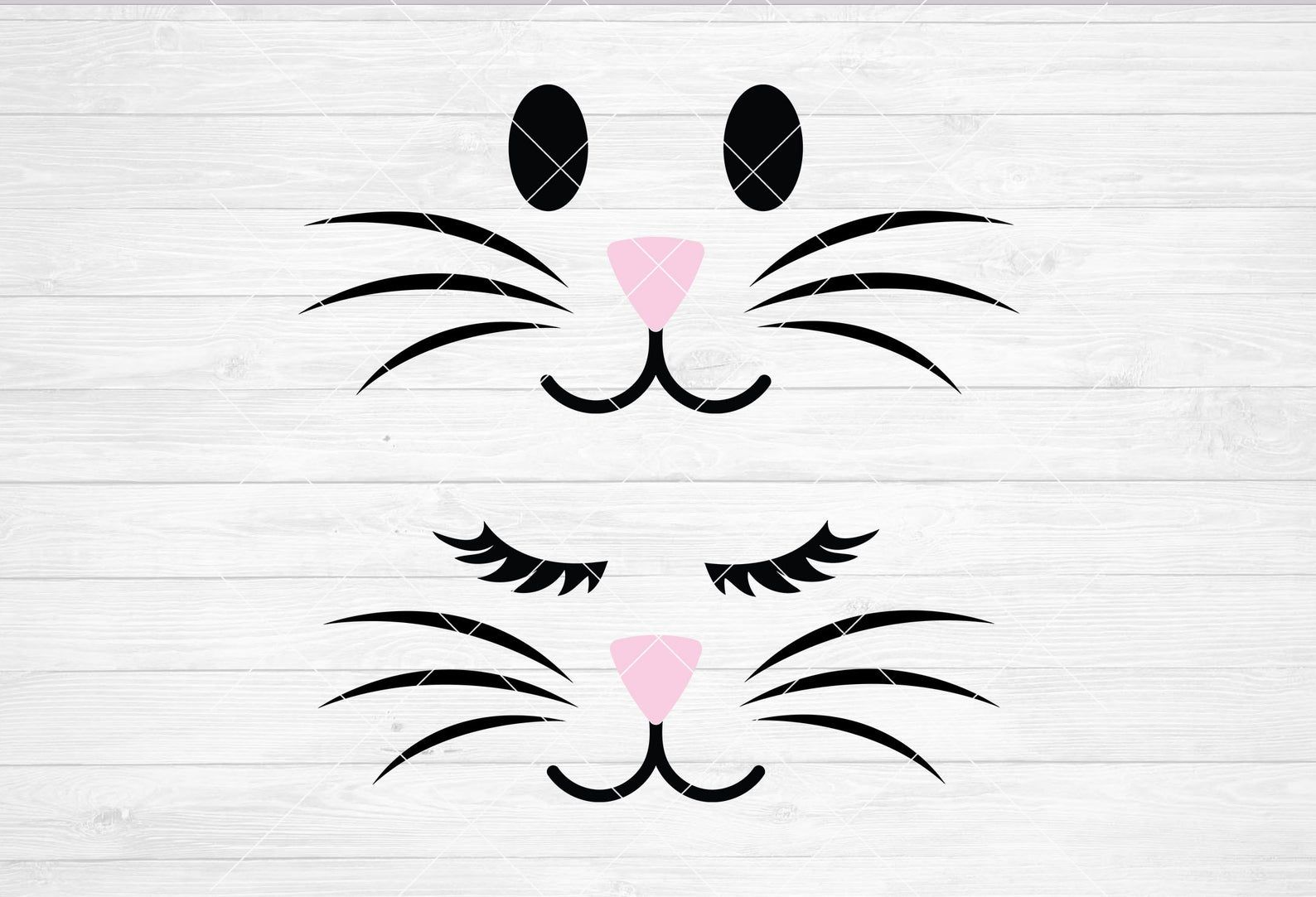 Instant Svg Dxf Png Male And Female Bunny Face Easter Bunny Svg Easter Svg Silhouette Cricut Bunny Svg Easter Party Svg Png Bags Easter Bunny Pictures Easter Bunny Crafts Easter Drawings